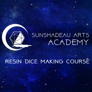 Resin Dice Making